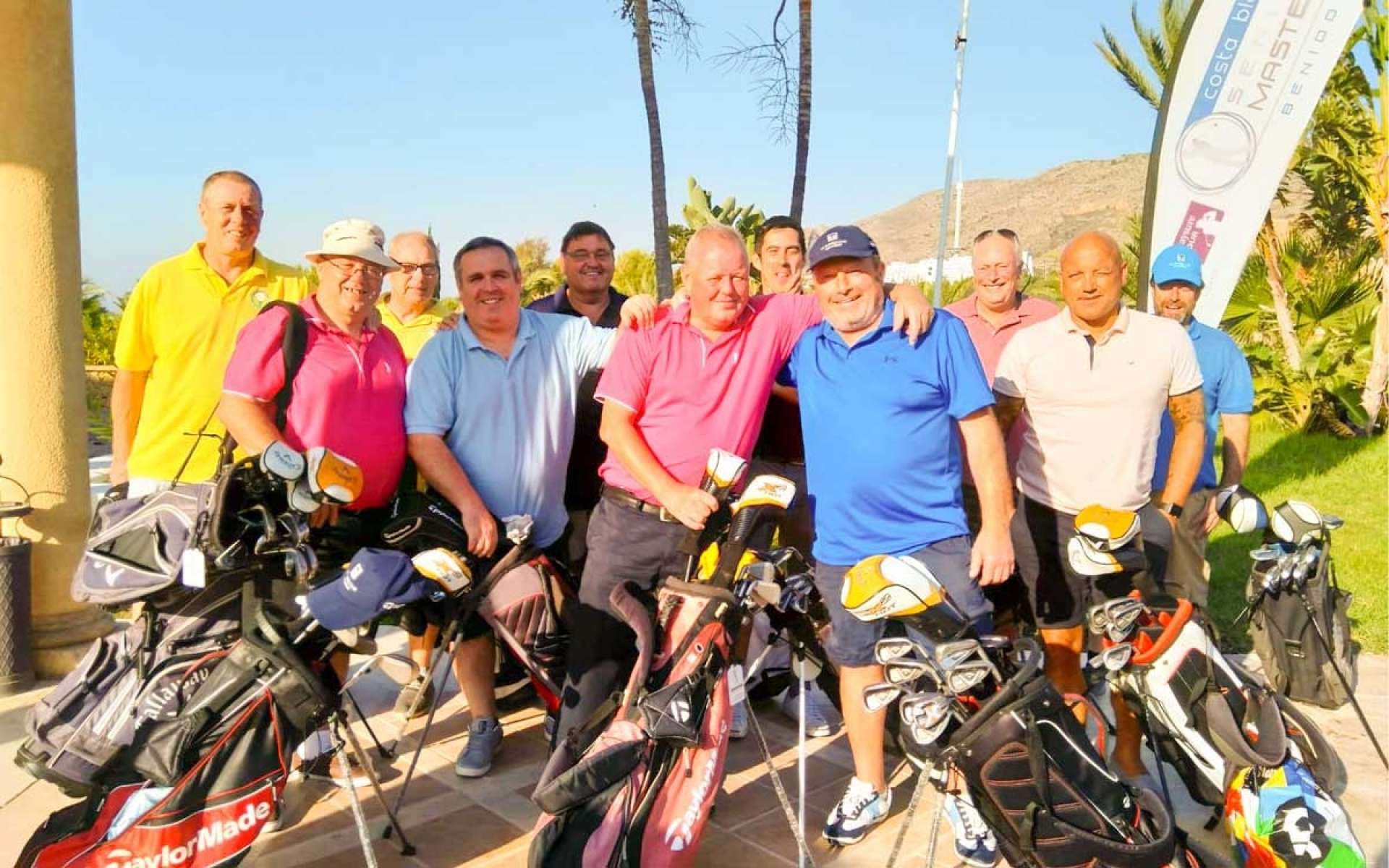 Golf-club-hire-groups-societies-murcia-spain